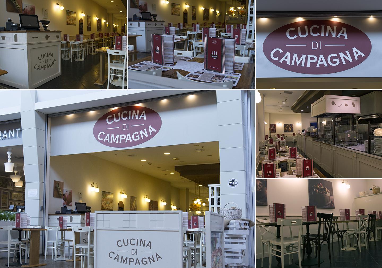 CUCINA DI CAMPAGNA | Centro Carrefour Limbiate