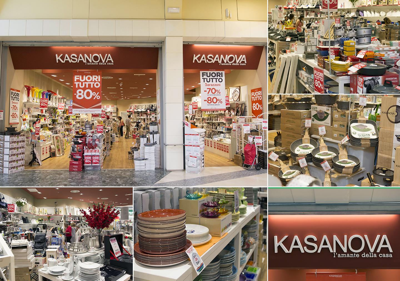 Kasanova centro carrefour limbiate for Kasanova casalinghi